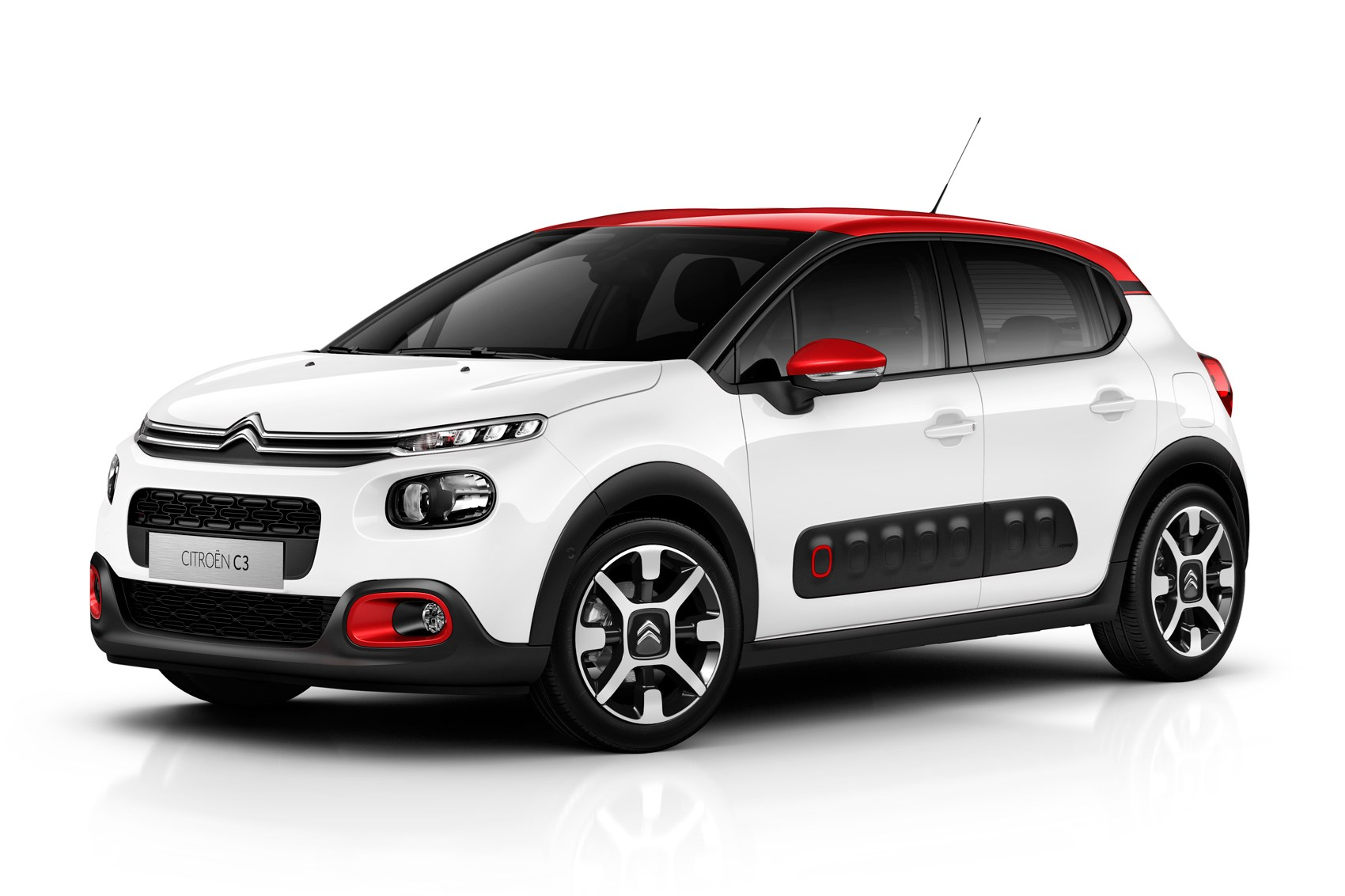 citroen c3 5dr hat 1 6 bluehdi 100 flair st sp contract hire and leasing. Black Bedroom Furniture Sets. Home Design Ideas